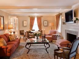 Pretty Chandeliers by Elegant Living Room Design Cream Fabric Sofa White Wall Paint