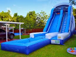 bounce house rental miami 22ft adventure water slide bounce house rentals in miami fl