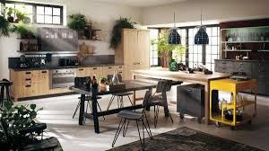 cuisine bois acier envie d une cuisine moderne choisissez le bois