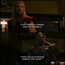 thor film quotes avengers age of ultron movie quotes escape matter
