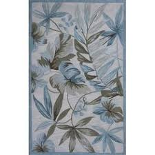 Leaf Area Rug Palm Leaf Area Rug In Earth Tones Love This Would Be Great For