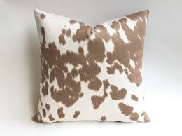 faux leather throw pillows one vegan faux pony hair fake leather decorative zipper pillow