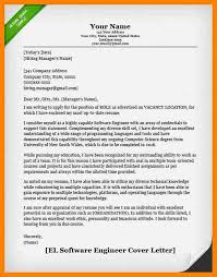 8 cover letter examples engineering letter signature