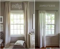 Hang Curtains From Ceiling How To Hang Window Treatments Get Hang Curtains Up To The