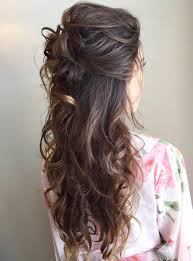 curly hairstyles for medium length hair for weddings 40 irresistible hairstyles for brides and bridesmaids