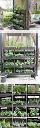 Diy Vertical Pallet Garden - best diy projects free standing pallet herb garden tutorial