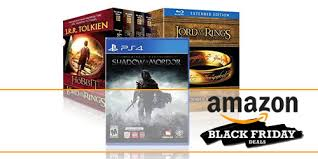 video games amazon black friday 2014 black friday deals u0027hobbit u0027 u0026 u0027lord of the rings u0027 blu ray