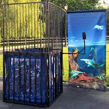 dunk tank rental nj dunk tank adventures nj