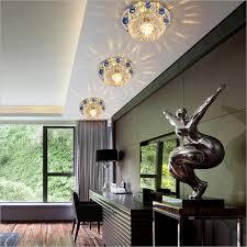 Led Deckenbeleuchtung Wohnzimmer Online Kaufen Großhandel Kristall Leuchte Aus China Kristall