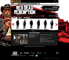 Home Design Game For Windows Feature Page Design For Red Dead Redemption Fenming Design