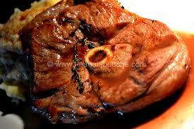 comment cuisiner un gigot d agneau tranche de gigot d agneau au côtes du rhône l eau à la bouche