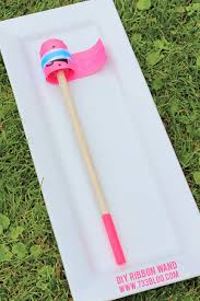 ribbon wands diy ribbon wands inspiration made simple