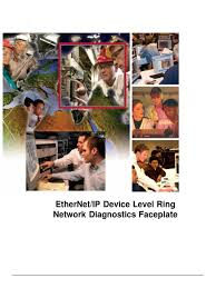 device level ring diagnostics faceplate user guide ethernet
