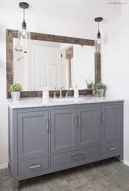 bathroom mirrors contemporary unique best bathroom mirror lights