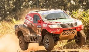 land rover dakar giant killer toyota in warm up for u002715 dakar u2013 carman u0027s corner