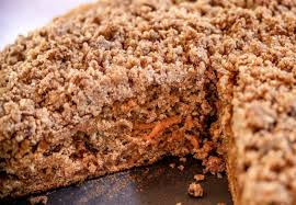 sweet potato coffee cake the joy of cooking