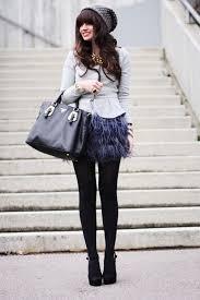 15 striking ways to rock a feather skirt fashion inspo
