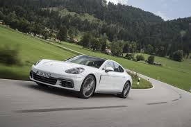 porsche car 2017 review 2017 porsche panamera wired