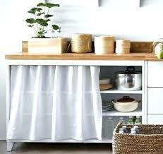 rideau pour meuble de cuisine volet roulant pour placard cuisine rideaux pour placard de cuisine