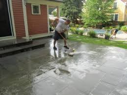how to clean bluestone how to clean a patio