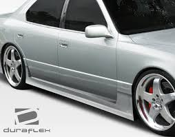 lexus ls400 duraflex ls400 vip body kit 4 pc for ls series lexus 95 97