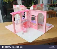 barbie dining room vintage 1996 barbie folding pretty house showing dining room