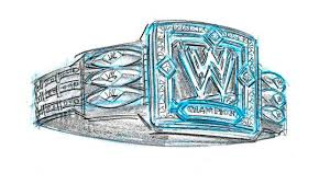 concept art for the new wwe championship belt revealed