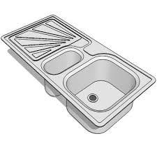 Kitchen Sink Model Kitchen Sink 01 3d Model Formfonts 3d Models U0026 Textures