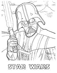 free printable star wars coloring pages for kids in star wars