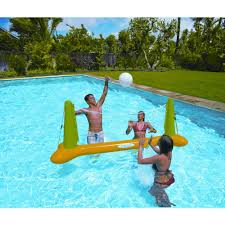 Intex Inflatable Swimming Pool Intex Inflatable Swimming Pool Volleyball Net Set Intex From