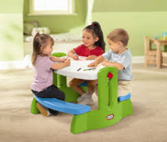 Little Tikes Play Table Walmart Com Little Tikes Adjust U0027n Draw Table For Only 30