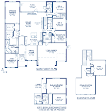 Legacy Homes Floor Plans Key Largo Ii A New Home Floor Plan At Legacy Ridge By Homes By