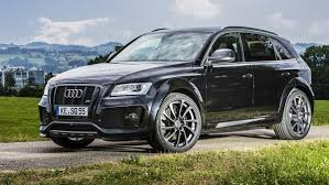audi q3 modified 2015 audi sq5 by abt sportsline review top speed