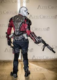 I Am The Light The Way I Am The Light The Way Version 1 Of My Deadshot Cosplay Is