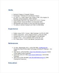 Stocker Job Description For Resume by Stocker Resume Template 5 Free Word Pdf Documents Download
