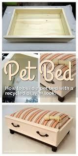 Homemade Dog Beds 30 Creative Diy Pet Bed Ideas U0026 Tutorials 2017
