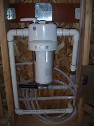 House Plumbing by Whole House Water Filter With Pex Lines Photo0 Plumbing