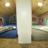 Four Lights Tiny House Solar Powered Tiny House Sleeps A Family Of Four