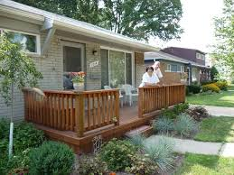 Yard Patio Best 25 Front Deck Ideas On Pinterest Deck Design Decking
