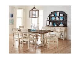 artisan u0026 post by vaughan bassett simply dining formal dining room