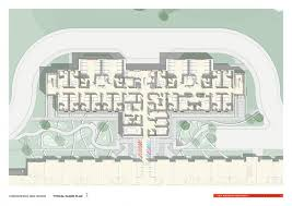 drug rehabilitation center floor plan aeccafe archshowcase