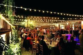 outside party lights ideas outdoor party lighting ideas rustic outdoor string lights a