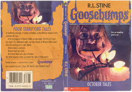 halloween horror nights scary tales the horrors of halloween goosebumps halloween horror book covers