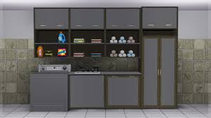 sims 3 modern kitchen mod the sims buy set diy