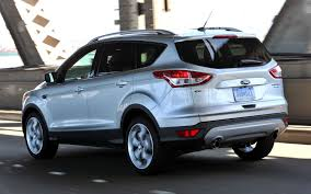 Ford Escape Hybrid Mpg - 2013 ford escape first drive truck trend