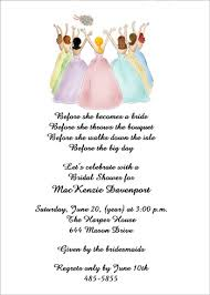 invitations for bridesmaids lots of bachelorette party invitation wording sles
