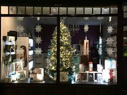 its christmas time window display christmas moroccanoil