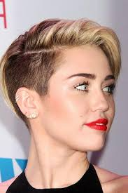 whats the name of the haircut miley cyrus usto have 2018 latest miley cyrus pixie haircuts