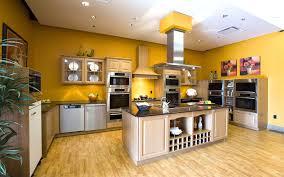 yellow kitchen walls birdcages