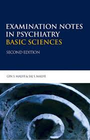 examination notes in psychiatry basic sciences 2e 2006